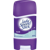 Lady Speed Stick 24/7 Aloe antiperspirant gel stick for women 65 g
