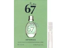 Pomellato 67 Artemisia toaletní voda unisex 1,5 ml s rozprašovačem, Vialka