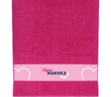 Albi Towel Wonderful Pink Pink 90 cm × 50 cm