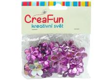 CreaFun Flower diamond 22 mm 40 pieces