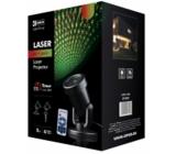 Emos Projektor laser červená + zelená + 5 m přívodní kabel