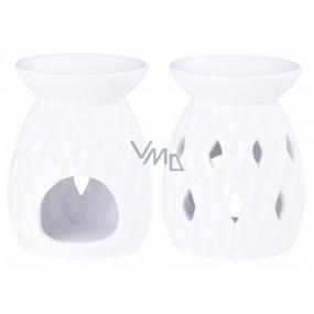 AROMALAMPA ceramic 80x135 Geometric white 9440