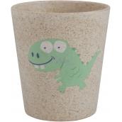 Jack N Jill BIO Dino cup made of bamboo and rice chaff 300 ml