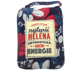 Albi Foldable bag with zipper in the purse with the name Helena 42 x 41 x 11 cm