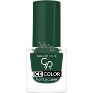 Golden Rose Ice Color Nail Lacquer nail polish mini 189 6 ml