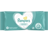 Pampers Sensitive wet wipes for children 52 pieces