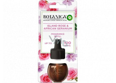 Air Wick Botanica Exotic rose and African geranium electric freshener refill 19 ml