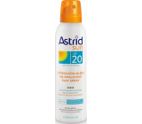 Astrid Sun Easy OF20 moisturizing sunscreen spray 150 ml