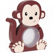 Albi Treasure chest wooden animal Monkey 22 x 5 x max 22 cm