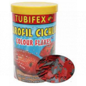 Tubifex Karofil Cichlid full-value fish food 125 ml