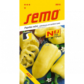 Semo Pepper annual vegetable, for acceleration and field Amy 0.8 g