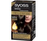 Syoss Oleo Intense Color Ammonia Free Hair Color 3-10 Dark Brown