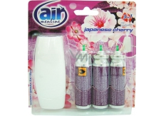 Air Menline Japanese Cherry Happy Air freshener complete + refills 3 x 15 ml spray