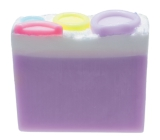 Bomb Cosmetics Button Girl -Button Babe Natural Glycerine Soap 100 g