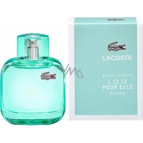 Lacoste Eau de Lacoste L.12.12 Pour Elle Natural toaletní voda pro ženy 50 ml