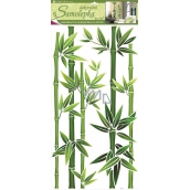 Room Decor Wall stickers bamboo green 60 x 32 cm