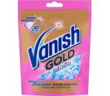 Vanish Gold Oxi Action Pink odstraňovač skvrn prášek 10 dávek 300 g