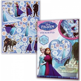 Disney Frozen Sticker Pad Workbook with Stickers