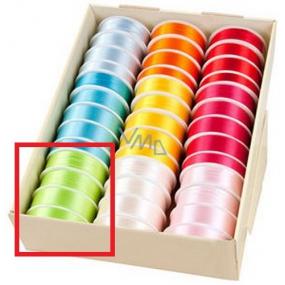 Ditipo Ribbon satin light green 5 mx 10 mm