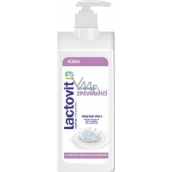Lactovit Firming body lotion with 400 ml dispenser