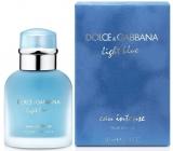 Dolce & Gabbana Light Blue Eau Intense Pour Homme parfémovaná voda 50 ml