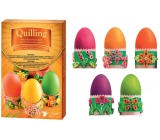 Egg Decorating Quilling Set