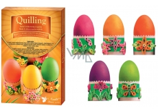 Egg Decorating Quilling Set
