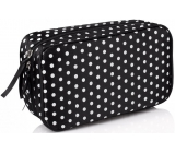 Cosmetic handbag Polka Dot 0381 / No.1 5321