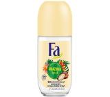 Fa Brazilian Vibes Amazonia Spirit 50 ml women's antiperspirant roll-on deodorant
