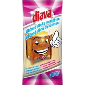 Diava - wet wipes for furniture 30pcs 2061