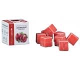 Scented wax - GRANAT APPLE 30 g, 8 cubes