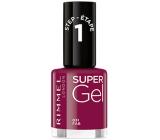 Rimmel London Super Gel nail polish 031 FAB 12 ml