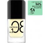Catrice ICONails Gel Lacquer nail polish 108 Pastel Lemon 10.5 ml