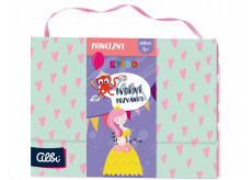 Albi Kvído Creative Invitations Princesses recommended age 4+
