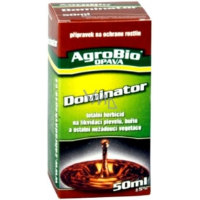 AgroBio Dominator plant protection product 50 ml
