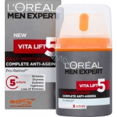 Loreal Men Expert Vita Lift 5 moisturizing anti-aging cream 50 ml