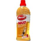 Real Maxi Wood & Laminate čisticí prostředek na laminátové a dřevěné podlahy 1000 g