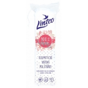 Linteo 100% Natural cosmetic cotton swabs 120 pieces