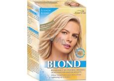 Joanna Blond Melír A Balayage melír na vlasy 6 tónů