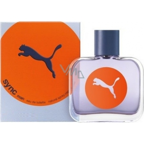 Puma Sync Man Eau de Toilette 60 ml