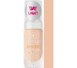 Dermacol Sheer Face Illuminator zkrášlující fluid Day Light 15 ml