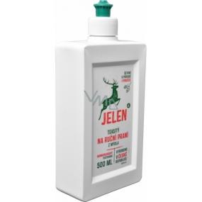 Jelen tekuté mýdlo na ruční praní 500 ml