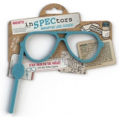 If Inspectors Magnifier with magnet Magnifying glasses Blue 168 x 6 x 138 mm
