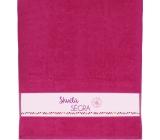 Albi Towel Great sister pink 90 cm × 50 cm