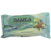 Damla Extra White with silk proteins toilet soap 100 g