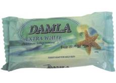 Damla Extra White with Silk Protein Toilet Soap 100 g