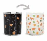 Albi Changing glass mug Christmas gingerbread 310 ml