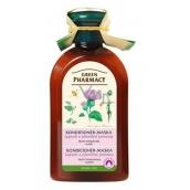Green Pharmacy Burdock and Wheatgrass Conditioner Hair Loss Mask 300 ml