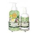 Michel Design Works Tuscany Paradise foaming liquid hand soap 530 ml + hand and body lotion 236 ml, cosmetic set