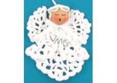 Crocheted angel 1pcs 9cm 2526 7473